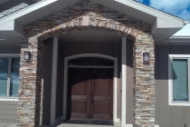 Residential Entry Way