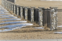 Fenceposts